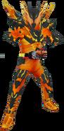 Kamen Rider Cross-Z Magma in City Wars
