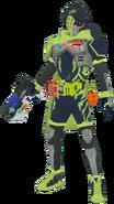 Kamen Rider Snipe in City Wars