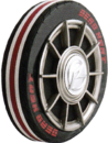 KRDr-Type Dead Heat Tire (Front View)
