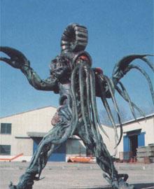 Ammonite Mutant