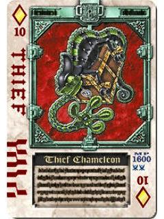 Chameleon Undead