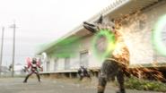 Hissatsu Time Burst (Shooting) Step 2