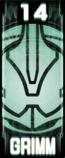 KRGh-Grimm Ghost Eyecon (Top Sticker)