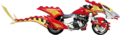 KRRy-Dragranzer (Bike Mode)