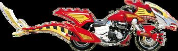 Dragranzer (Bike Mode)