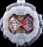 Gaim Kiwami Arms Ridewatch (Inactive)