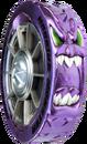 KRDr-Massive Monster Tire (Front View)
