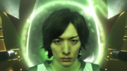 Takatora in Melon Armor Part