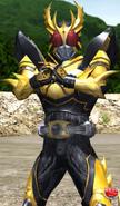 Kamen Rider Kuuga (A.R. World) in Ganbarizing