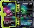 KRSa-Bakusou Usagi to Kame Wonder Ride Book (Transformation Page)