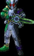 Kamen Rider W CycloneJoker Xtreme in City Wars