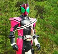 Bujin Rider Decade
