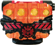 KRBu-Cross-Z Magma Knuckle