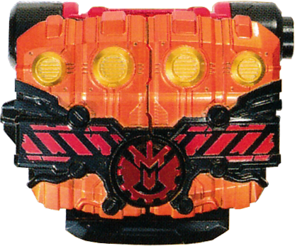 Cross-Z Magma Knuckle