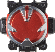 KRGh-Dark Necrom Red Ghost Eyecon