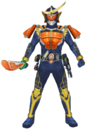 Kamen Rider Gaim in City Wars