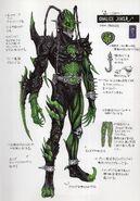 Joker Undead concept art