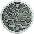 KRO-Lion Cell Medal