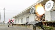 Hissatsu Time Burst (Shooting) Step 3