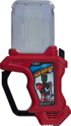 KREA-Barcode Warrior Decade Gashat