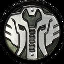 KRO-Zou Medal (Zeus)