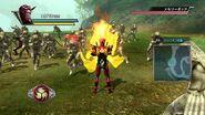 Hibiki Armed Gameplay