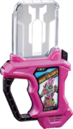 KREA-Mighty Action X Gashat (MF ver.)