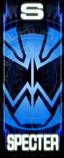 KRGh-Specter Ghost Eyecon (Top Sticker)