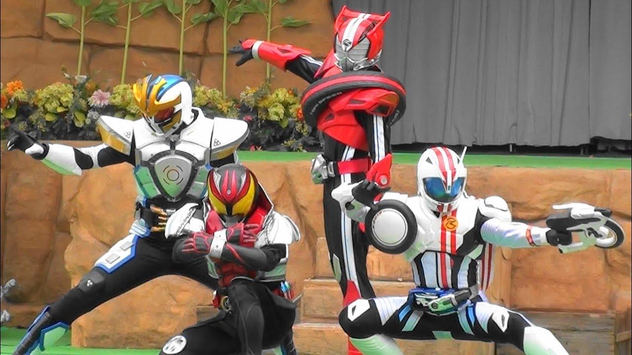 Kamen Rider Drive show (Episode 2)
