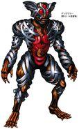 Deadlemur concept art