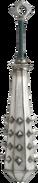 KRDO-Pure Silver Metal Stick