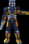 Kamen Rider Black RX Robo Rider in City Wars