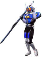 Kamen Rider Den-O Rod in City Wars