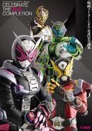 Kamen Rider Zi-O Official Perfect Book