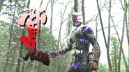Hibiki in Hyper Battle DVD