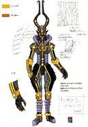 Capricorn Zodiarts concept art