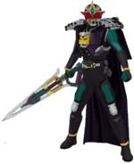 Kamen Rider Zeronos Vega in City Wars