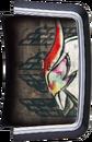 KRGa-Zangetsu Rider Indicator (Watermelon)