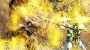 Full Metal Break + Bakuretsu DeLance Step 3
