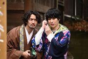 Jabel and Takeru in Saber x Ghost.jpg
