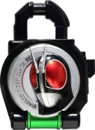 KRGa-Black RX Lockseed