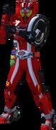 Kamen Rider Drive Type Tridoron in City Wars