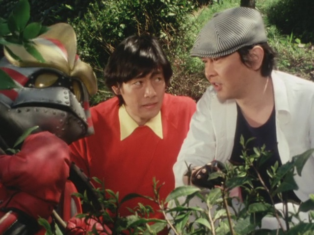 The Mystery of Hyakki Village! Will Hiroshi Also Become a Tree?