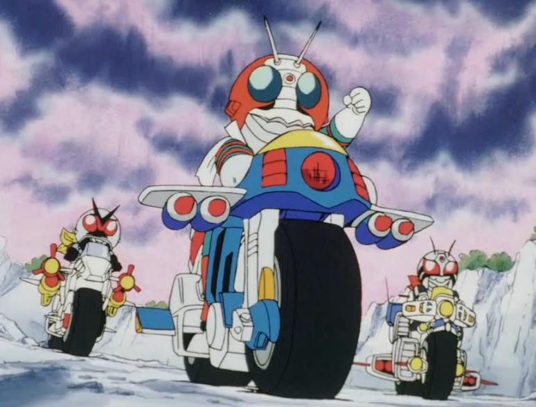 Mechanic Riders