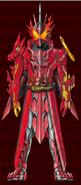 Saber Crimson Dragon