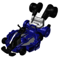 KRDr-Ride Booster Blue