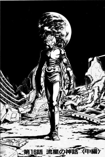 Kamen Rider Spirits Chapter 16: Legend of the Stars Part 2