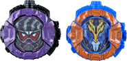 SODO Genm and Cross-Z Ridewatches