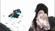 Rider War in Natsumi's Dream