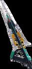 KRDO-ZeroGasher (Saber Mode)